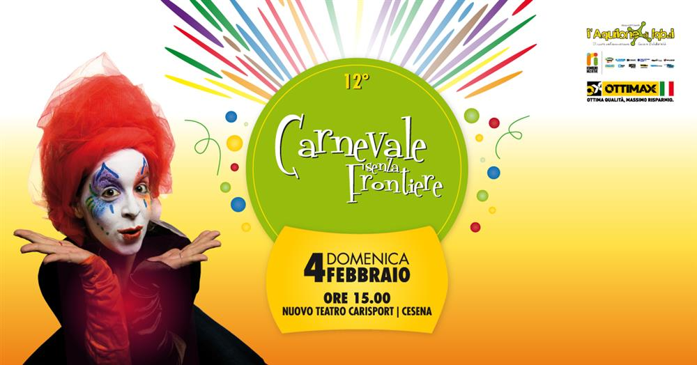 carnevale senza frontiere 2018