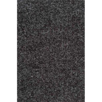 Immagine di Passatoia Brio con peduncoli, altezza 1 mt, colore grigio