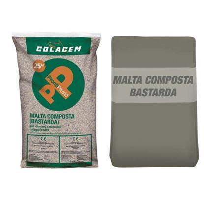 Immagine di Malta bastarda M10, sacco da 25 kg