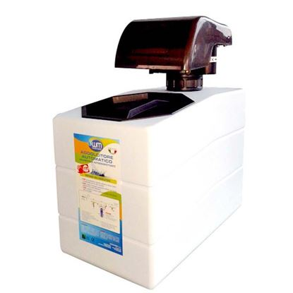 """Immagine di Addolcitore automatico cabinato, sottolavello, portata 24-900 lt/h, 3/4"""""""
