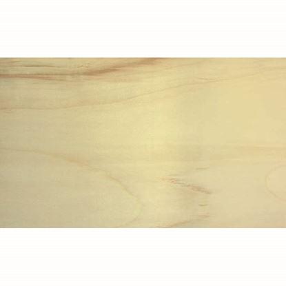 Immagine di Foglio pioppo, sezione, 4x1250x400 mm