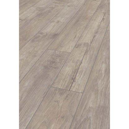 Immagine di Pavimento laminato Exquisit, confezione da 2,131 mq, 8x193x1380 mm, colore teak beige