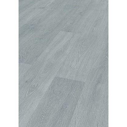 Immagine di Pavimento laminato Robusto, confezione da 1,293 mq, 12x188x1375 mm, colore rovere grigio