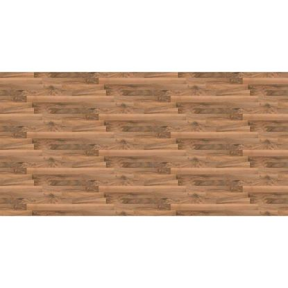Immagine di Pavimento laminato Standard, confezione da 2,39 mq, 7x193x1376 mm, colore noce henry