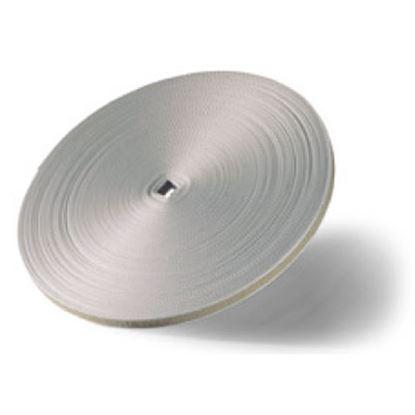 Immagine di Cintino polipropilene, colore grigio, mm 19x50 mt