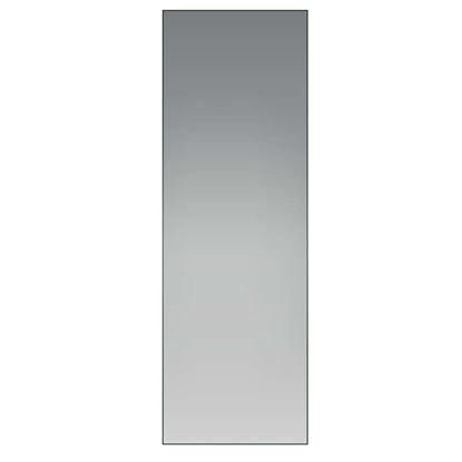 Immagine di Specchio semplice, filo lucido da incollo, 150x50 cm
