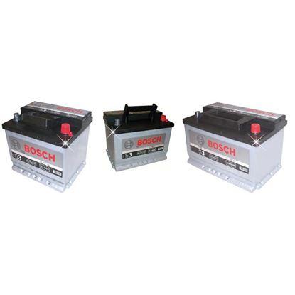 Immagine di Batteria auto Bosch, S3-45 Ah, spunto 400 A, polarità dx