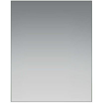 Immagine di Specchio semplice, filo lucido da incollo, 75x60 cm