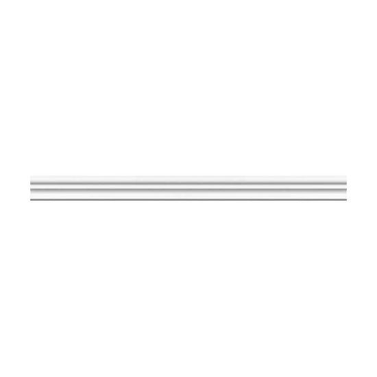 Immagine di Cornice in polistirolo xps, asta 2 mt, profilo LX 52, 50x45 mm