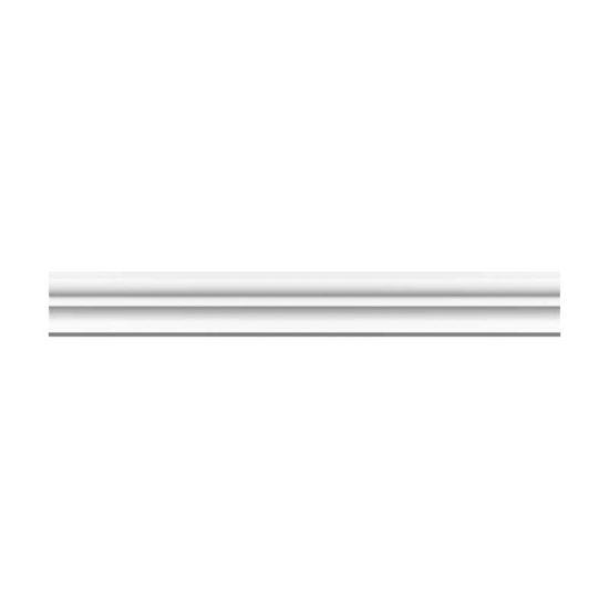 Immagine di Cornice in polistirolo xps, asta 2 mt, profilo LX 105, 80x65 mm