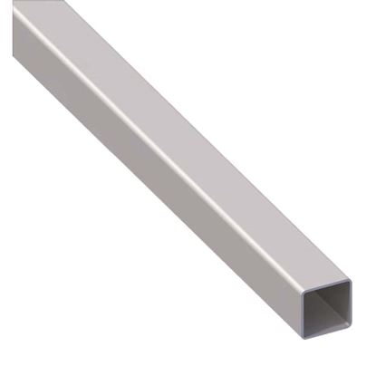 Immagine di Tubo quadrato, acciaio laminato a freddo, 20x20x1 mm, 2 mt