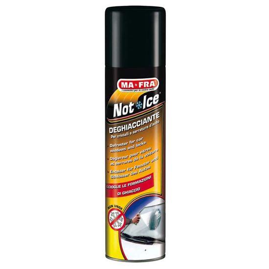 Immagine di Deghiacciante Ma-Fra, Not Ice spray, elimina le formazioni di ghiaccio e brina, previene la riformazione, spray 300 ml