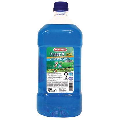Immagine di Lavavetro Ma-Fra, Tergy -5°, detergente per vaschette tergicristallo, pluristagionale, mix di alcool e detergenti, 2 lt