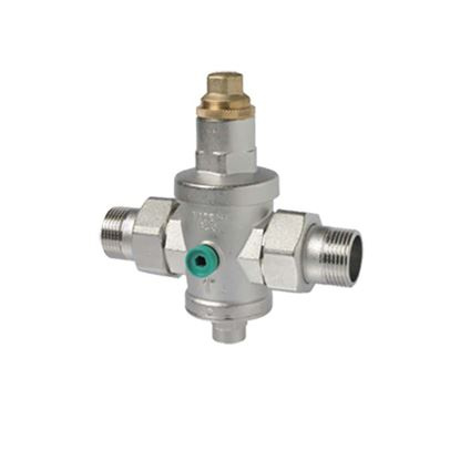 """Immagine di Riduttore pressione, IVR, bocchettonato, sede inox, MM 1"""""""
