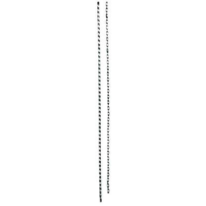 Immagine di Ferro attorcigliato, sezione 12x12 mm, lunghezza 3000 mm