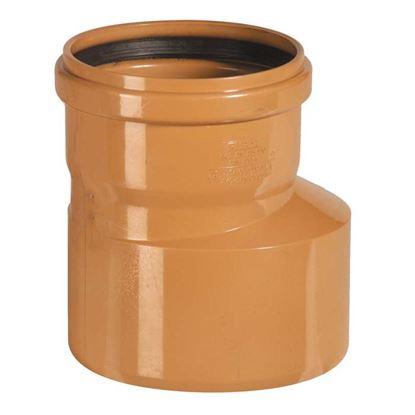 Immagine di Aumento PVC, per fognature e scarichi interrati, SN 4, EN 1401, Ø160-200 mm