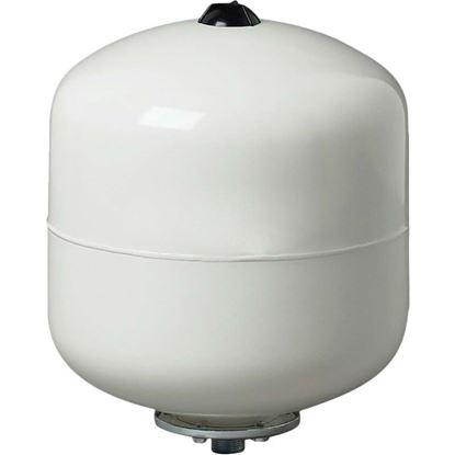 Immagine di Vaso espansione 24 lt, a norme alimentari, membrana EPDM, pressione max di esercizio 10 bar, precarica 2,5 bar