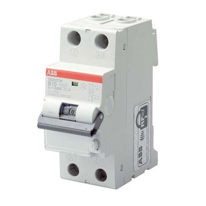 Immagine di Interruttore magnetotermico differenziale ABB, 6 kA, 2P, 30 mA, C25