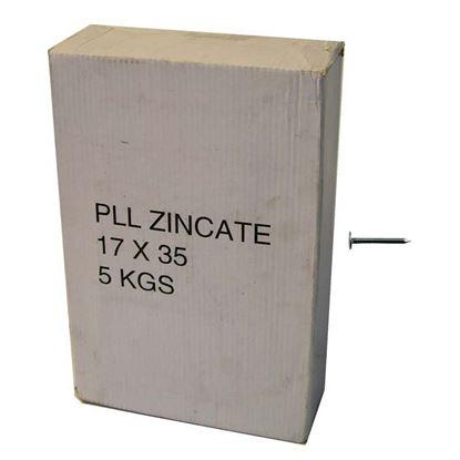 Immagine di Punte piana larga, 5 kg, 11x16 mm