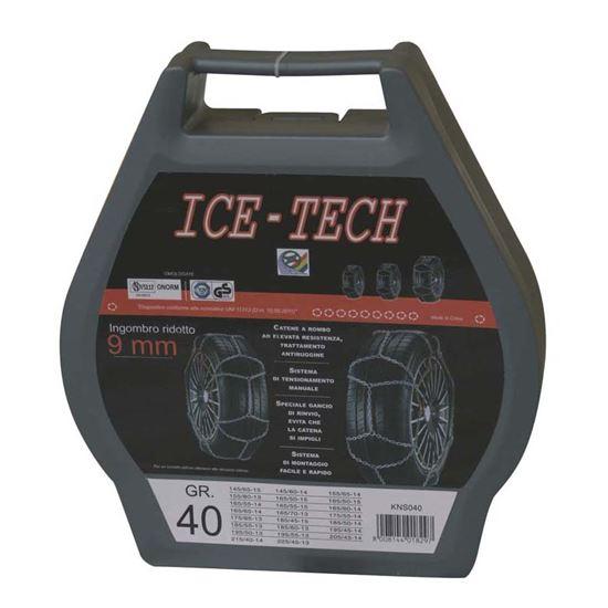 Immagine di CATENE NEVE 9 mm GR  30 ICE TECH