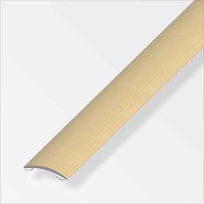 Immagine di Profilo per raccordo, 1,0 mt, 30x5 mm, rovere