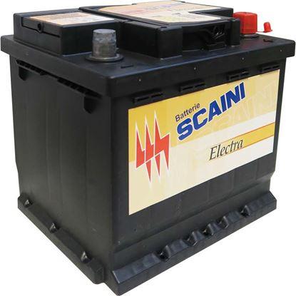 Immagine di Batteria Auto Scaini, L1 50AH