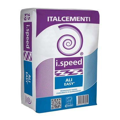 Immagine di Cemento rapido ALI EASY premiscelato, con sabbie selezionate, ideale per lavori di riparazione, 25 kg