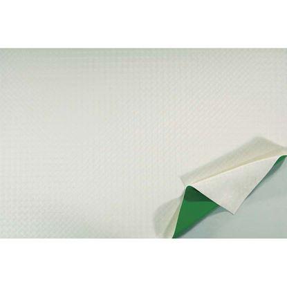 Immagine di Mollettone, verde, h138 cm