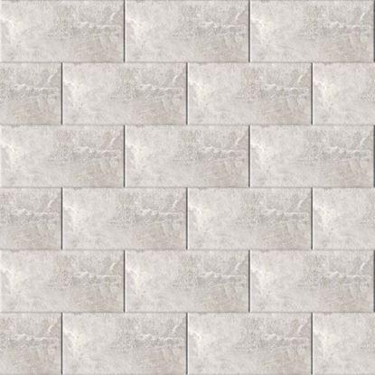 Immagine di Pavimento Tempio 30,2x60,4 cm, gres porcellanato, spessore 8 mm, confezione da 1,68 m², colore grigio