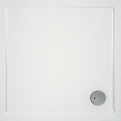 Immagine di Piatto doccia Champion, in acrilico, 70x70 cm