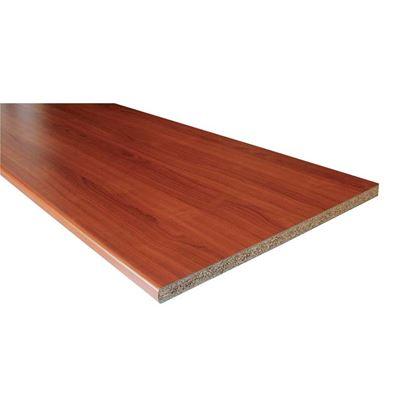 Immagine di Top Cucina, 205x60 cm, spessore 28 mm, ciliegio