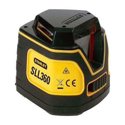 Immagine di Livella laser autolivellante Stanley, sll 360, per livellamenti