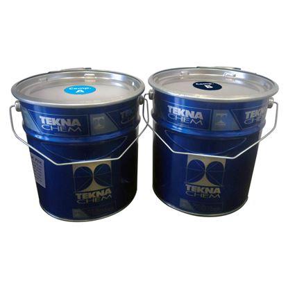 Immagine di Adesivo epossidico a+b , Epotek fix, bicomponente a base di resine epossidiche, elevata adesione, latta 5 kg