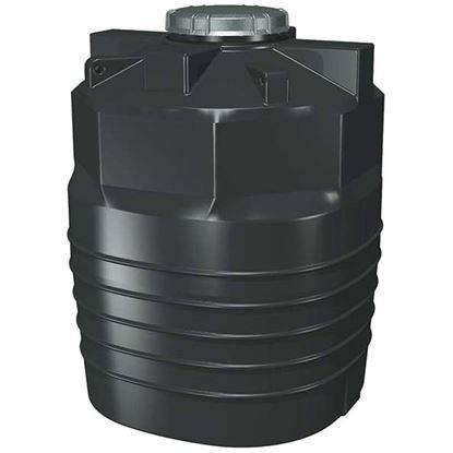 Immagine di Serbatoio verticale acqua non potabile da interro, 5000 lt