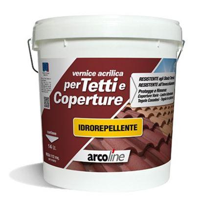 Immagine di Pittura Lavabile Extra, ottima copertura e lavabilità Arcoline, 14 lt