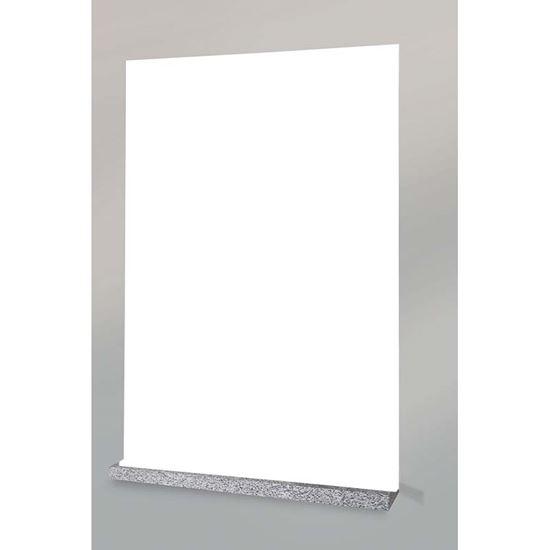 Immagine di Zanzariera a rullo,  per finestra verticale, bianco, 100 x 170 cm