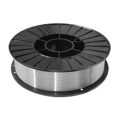 Immagine di Filo per alluminio, bobina 2 kg, Ø 0,8 mm