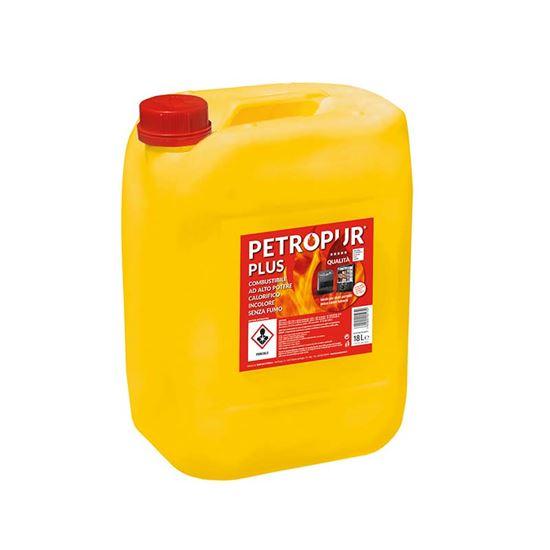 Immagine di Combustibile Petropur Plus 18L, combustione senza fumo e inodore, stabilità di fiamma