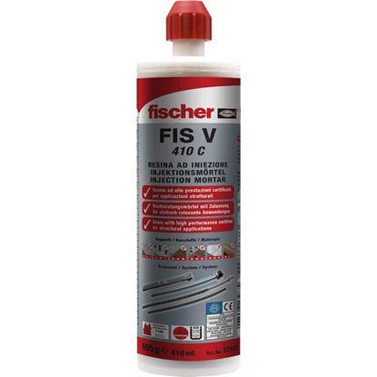 Immagine di Resina in cartuccia, vinilestere ibrido 410 ml, 2 miscelatori, FIS V 410 C