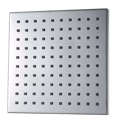 Immagine di Soffione doccia, quadrato in abs, anticalcare,200x200 mm