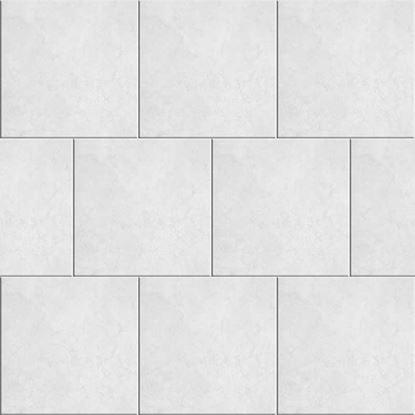 Immagine di Pavimento Land 31x31 cm, gres porcellanato, confezione da 2 m², colore bianco